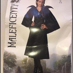 Kids 7-8 Maleficent Costume